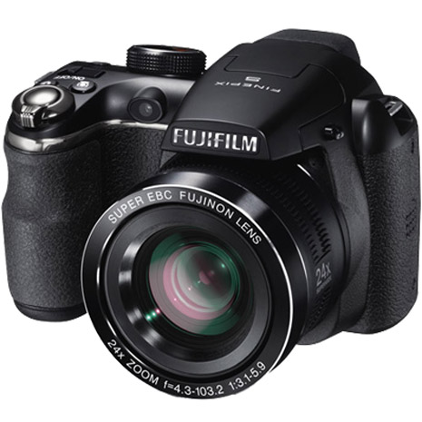 FUJIFILM FinePix S4200 - 24倍變焦長砲類單相機(平輸中文)