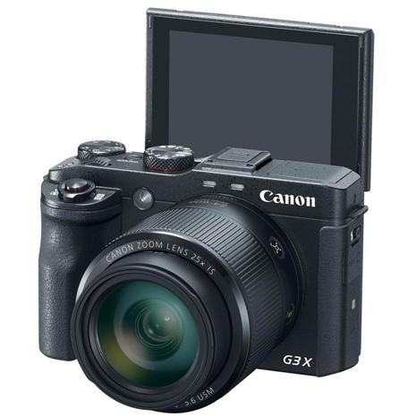 (公司貨)Canon G3X 高畫質長焦類單眼相機-送32G+電池(NB-10L)+清保讀