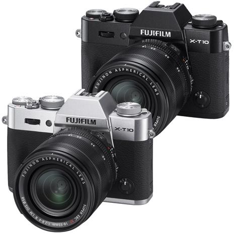 (公司貨)FUJIFILM X-T10 XF18-55mm 變焦鏡組