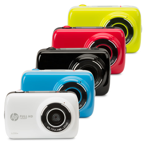 hp mini Wi-Fi Cam lc200w 迷你無線攝像機-送micro 32G記憶卡