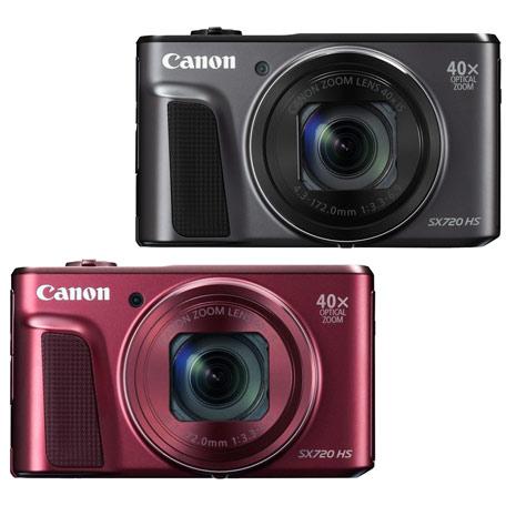 (公司貨)Canon PowerShot SX720HS-送32G+電池+原廠套+保護貼