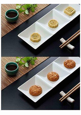 上海老天祿第二代的店   糕餅   小桃酥+綠豆糕 組合(16母親節8折)