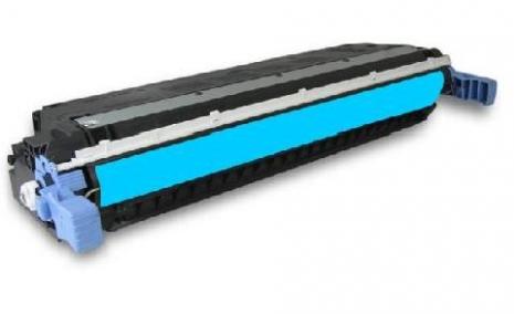 HP【台灣耗材】環保相容碳粉匣 C9731A 藍色 適用HP Color LaserJet 5500/5500DN/5500DTN/5550/5550DN/5550DTN 印表機