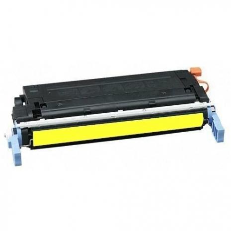HP【台灣耗材】環保相容碳粉匣 C9732A 黃色 適用HP Color LaserJet 5500/5500DN/5500DTN/5550/5550DN/5550DTN 印表機