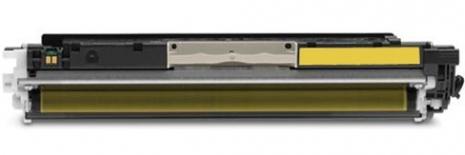 HP【台灣耗材】全新相容碳粉匣 CE312A  黃色 126A 適用HP Color LaserJet CP1025/1025/M175A/M175NW/M275NW/M275 雷射印表機