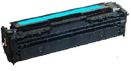 HP【台灣耗材】全新相容碳粉匣 CE321A 藍色 128A 適用HP Color LaserJet CM1415/CM1415FN/CM1415FNW印表機