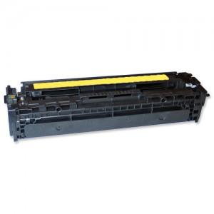 HP【台灣耗材】全新相容碳粉匣 CE322A 黃色 128A 適用HP Color LaserJet CM1415/CM1415FN/CM1415FNW印表機