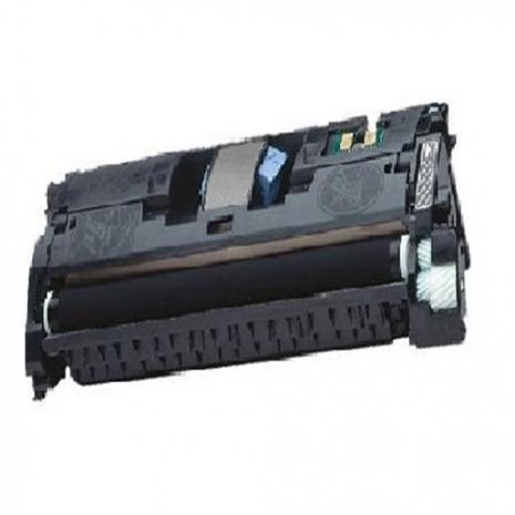 HP【台灣耗材】環保相容碳粉匣 Q3960A  黑色 適用HP Color LaserJet 2550/2800/2820/2830/2840印表機