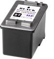 HP【台灣耗材】環保相容墨水匣 C8727A(27)黑色適用HP印表機型號 DJ3323/DJ3325/DJ3420/DJ3425/DJ3535/DJ3550/DJ3650/PSC1315