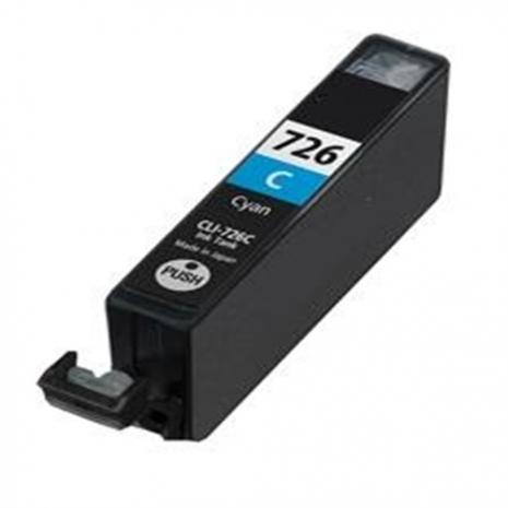CANON【台灣耗材】全新相容墨水匣 CLI-726C 藍色 適用IP4870/IP4970/MG5270/MG6170/MX886/MG5370/MG6270/MX886/IX6560印表機
