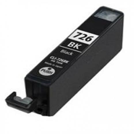 CANON【台灣耗材】全新相容墨水匣 CLI-726BK 淡黑色 適用IP4870/IP4970/MG5270/MG6170/MX886/MG5370/MG6270/MX886/IX6560印表機
