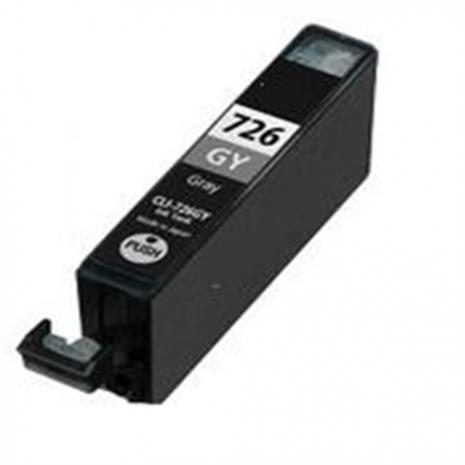 CANON【台灣耗材】全新相容墨水匣 CLI-726GY 灰色 適用IP4870/IP4970/MG5270/MG6170/MX886/MG5370/MG6270/MX886/IX6560印表機