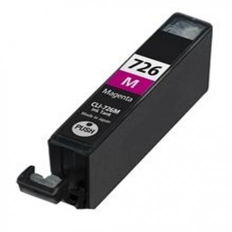 CANON【台灣耗材】全新相容墨水匣 CLI-726M 紅色 適用IP4870/IP4970/MG5270/MG6170/MX886/MG5370/MG6270/MX886/IX6560印表機