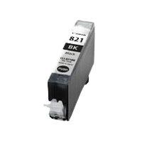 CANON【台灣耗材】全新相容墨水匣 CLI-821BK 淡黑色 適用iP3680/iP4680/MP638/MX868印表機