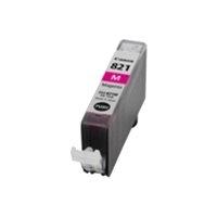 CANON【台灣耗材】全新相容墨水匣 CLI-821M 紅色 適用iP3680/iP4680/MP638/MX868印表機