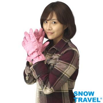【SNOW TRAVEL】3M 100%防水保暖手套AR-36(3件組)