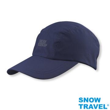 【SNOW TRAVEL】英國進口PORELLE防水透氣棒球帽AH-5(任選1件)