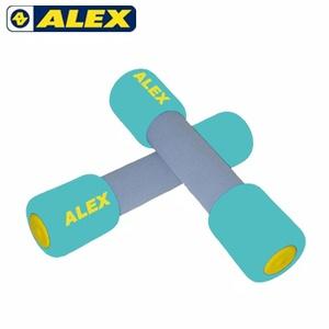 ALEX C-0705韻律啞鈴5LB 2.2kg 綠色