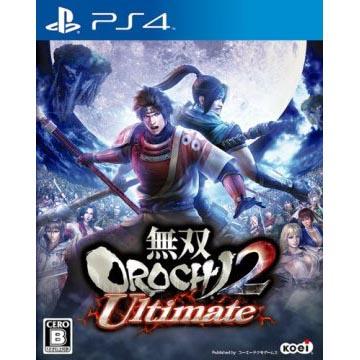 PS4 無雙 OROCHI 蛇魔 2 Ultimate (中文版)