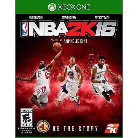 XBOX ONE NBA 2K16 (中文版)