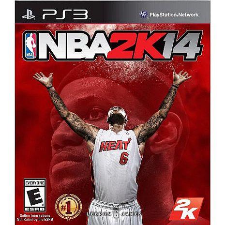 PS3 NBA 2K14 (亞洲中文版)