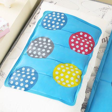 (特賣)CoolCold 雙重強效防蚊激涼冷凝枕墊-1入-泳池派對
