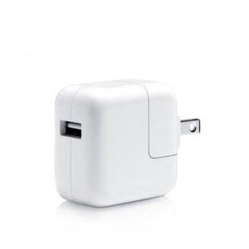 【Apple原廠】12W USB 電源轉接器 / 2.4A 旅充頭 適用:iPad系列,iPhone系列