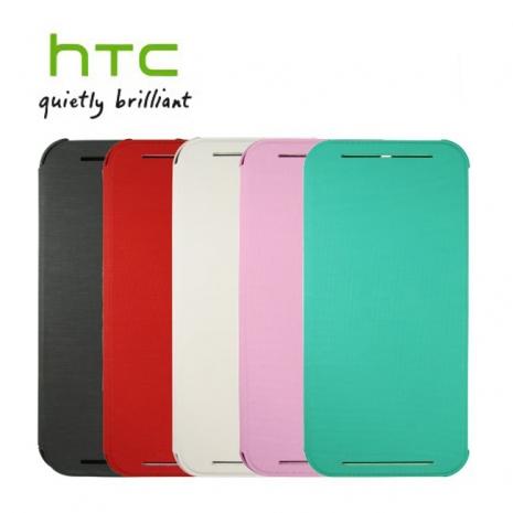 【HTC原廠】One M8 側掀式保護套(HC V941)