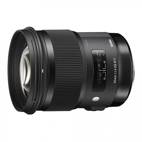 Sigma 50mm F1.4 DG HSM Art 全片幅大光圈定焦鏡(公司貨) 現貨