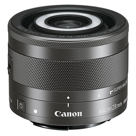 CANON EF-M 28mm F3.5 MACRO IS STM (公司貨)