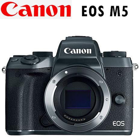 Canon EOS M5 BODY單機身 (公司貨)