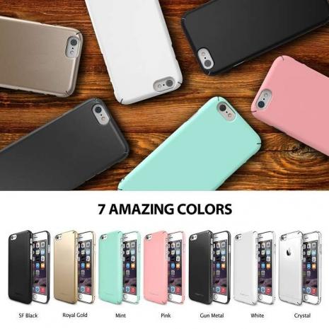 【Ringke Slim】iPhone 6 (4.7吋) 超薄手機保護殼