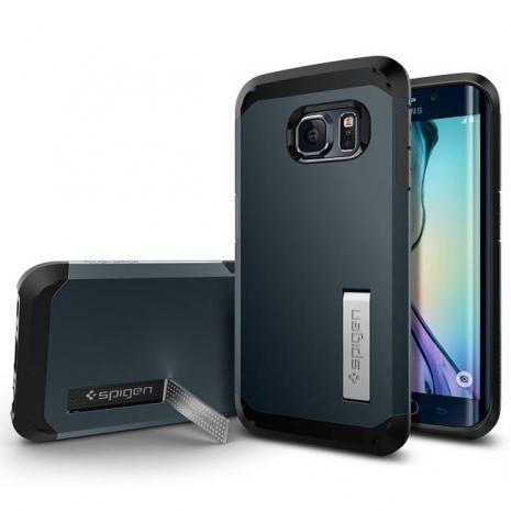 【SGP】Samsung Galaxy S6 Edge Tough Armor 空壓技術防撞保護殼