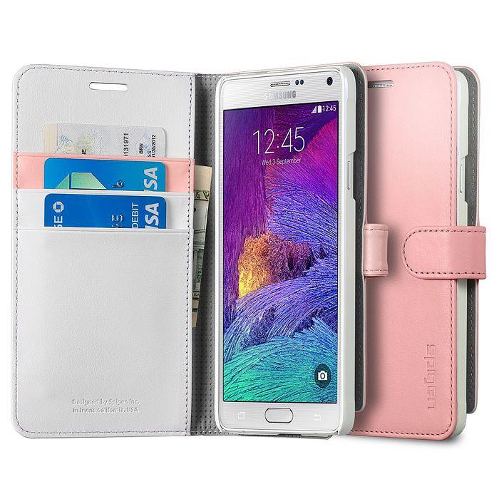 【SGP】Galaxy Note 4 Wallet S 掀蓋錢包保護套