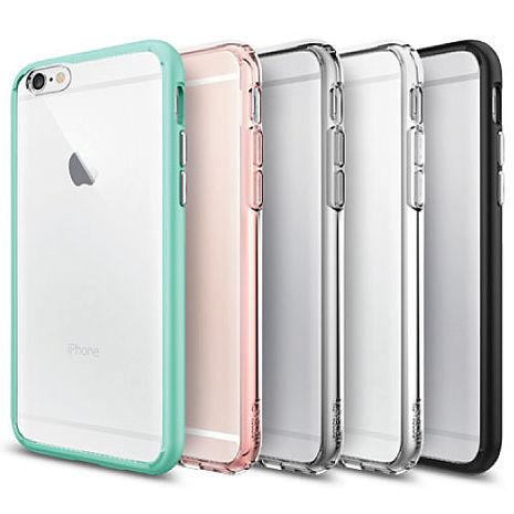 【SGP/Spigen】iPhone 6s Plus / 6 Plus Ultra Hybrid 透明背蓋保護殼