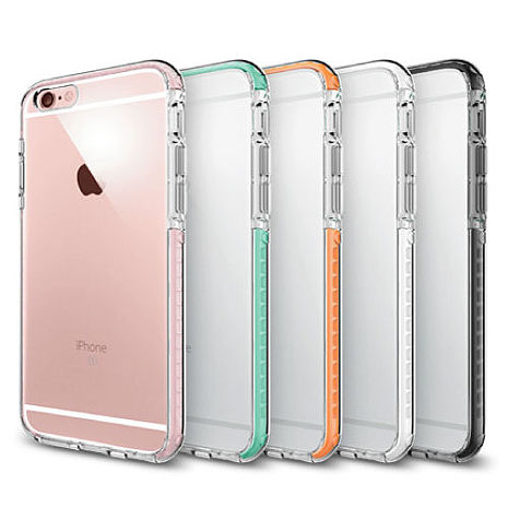 【SGP/Spigen】iPhone 6s/ 6 Ultra Hybrid Tech 透明背蓋防撞緩衝超薄保護殼