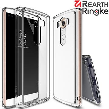 【Rearth Ringke】LG V10 Fusion 透明背蓋手機殼
