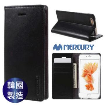【GOOSPERY 】iPhone 6S/6 (4.7) 超薄側掀站立式皮套手機保護殼
