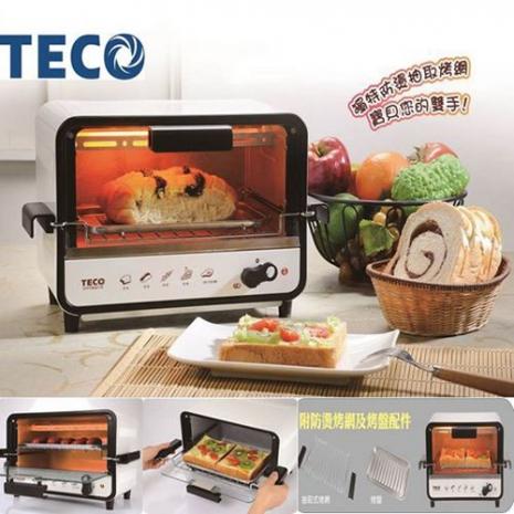 【東元】9L防燙外取式電烤箱XYFYB0971R