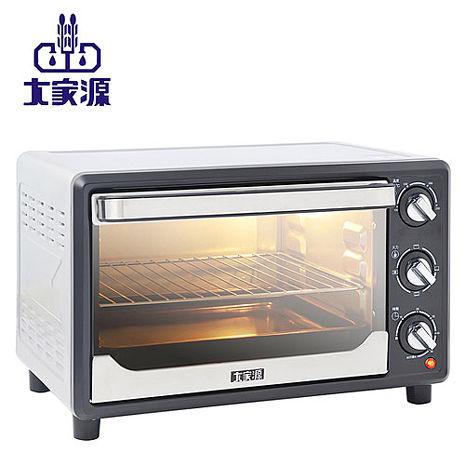 【大家源】23L鏡面電烤箱 TCY-3823