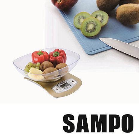 【聲寶SAMPO】食物料理秤 BF-L1405CL