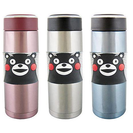 【KUMAMON】熊本熊600ml保溫杯 KMM-CL0001