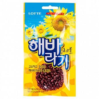 '韓璧食府'LOTTE葵花子巧克力x40包(35g/包)
