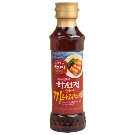 【韓璧食府】 韓式魚露