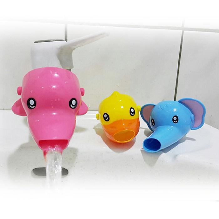 【點子樂活】兒童水龍頭延伸輔助器 (百元商品)