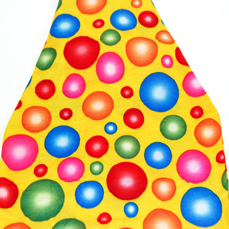 omax彩色泡泡魔術頭巾-JH-BK-15