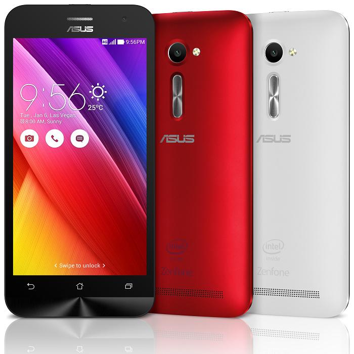Asus Zenfone 2 ZE500CL(16G/白)(4G)【拆封福利品A級】