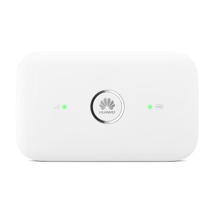 【全新出清品】HUAWEI E5573s Router-(白)(4G)