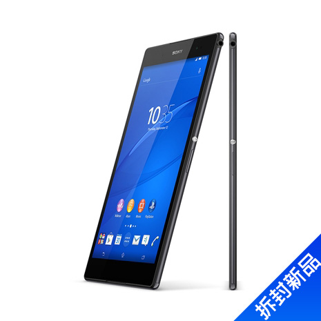 SONY Xperia Z3 Tablet Compact 8吋/LTE/黑色【拆封新品】
