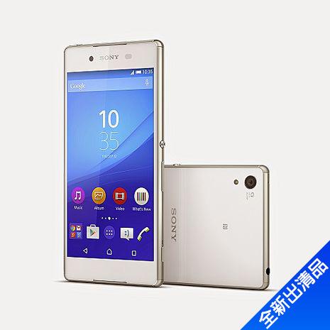 Sony Xperia Z3+ plus-(白)【全新出清品】
